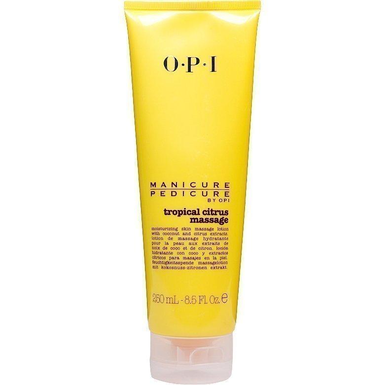 OPI Manicure Pedicure Tropical Citrus Massage 250ml