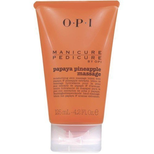 OPI Manicure/Pedicure Papaya Pineapple Massage