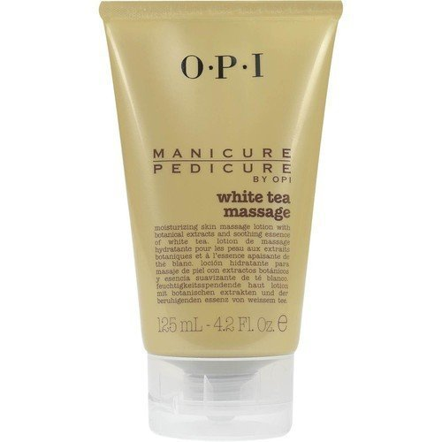 OPI Manicure/Pedicure White Tea Massage