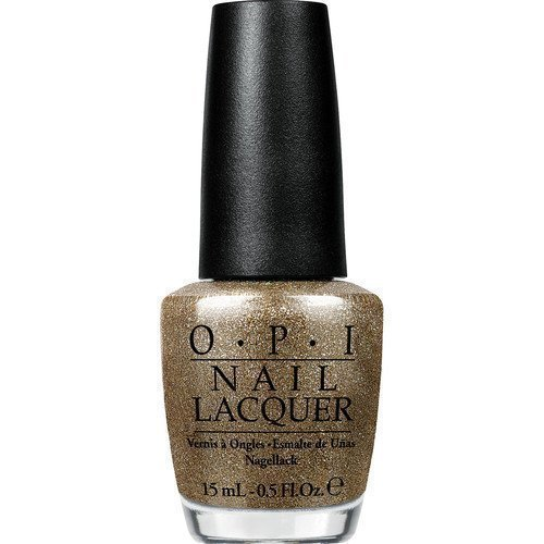OPI Nail Lacquer All Sparkly & Gold