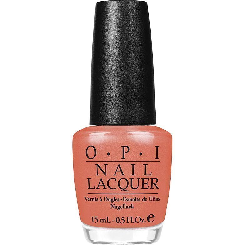 OPI Nail Lacquer Are We There Yet? 15ml