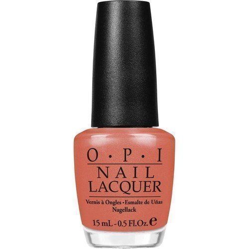 OPI Nail Lacquer Are We There Yet?