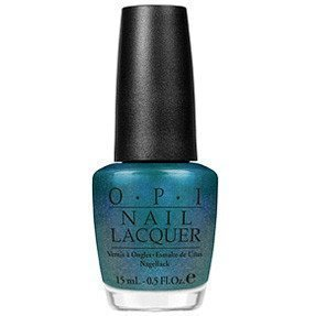OPI Nail Lacquer Austin-Tatious Turquoise