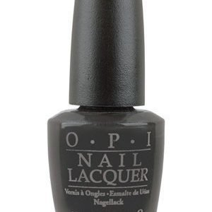 OPI Nail Lacquer Black Lady