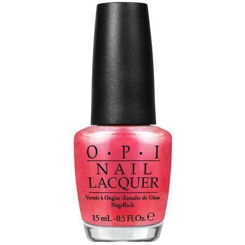 OPI Nail Lacquer Can't Hear Myself Pink!