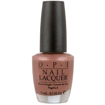 OPI Nail Lacquer Chocolate Shake-Speare