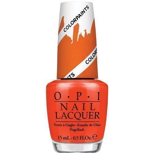 OPI Nail Lacquer Chromatic Orange