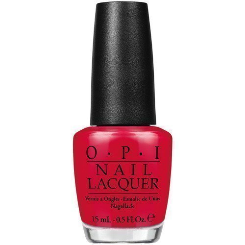 OPI Nail Lacquer Coca-Cola Red