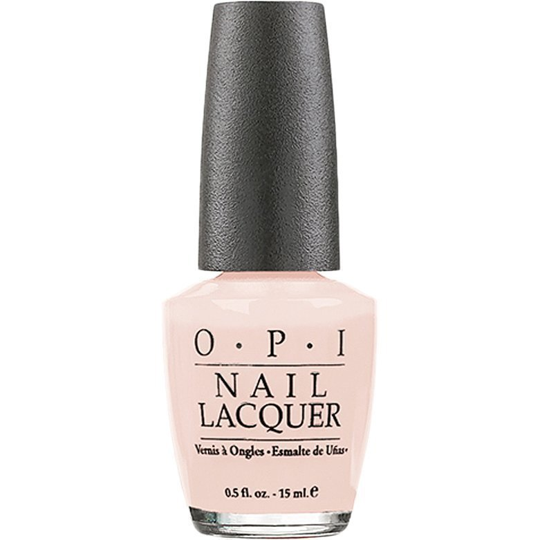 OPI Nail Lacquer Coney Island Cotton Candy 15ml