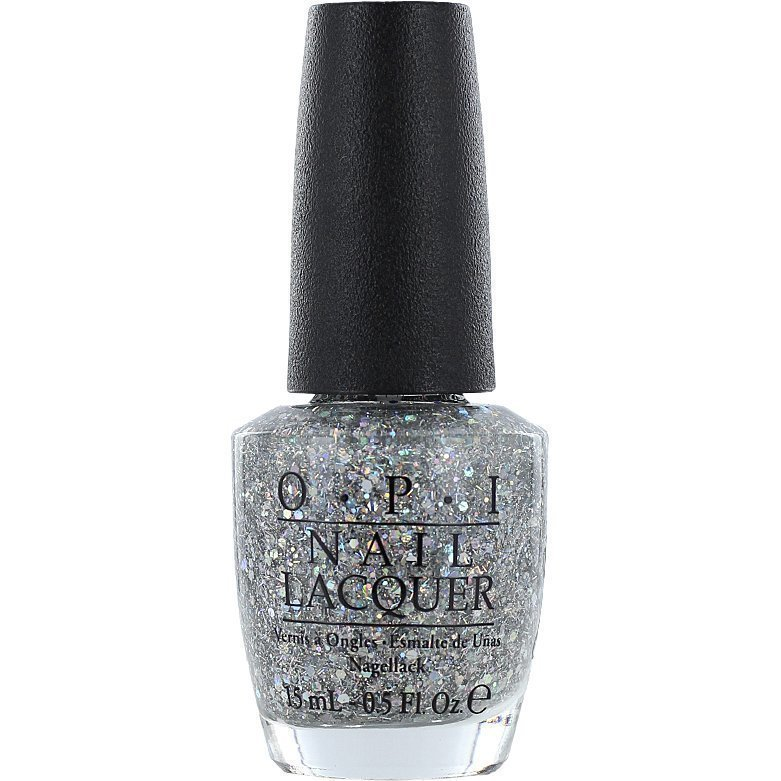 OPI Nail Lacquer Desperately Seeking Sequins 15ml