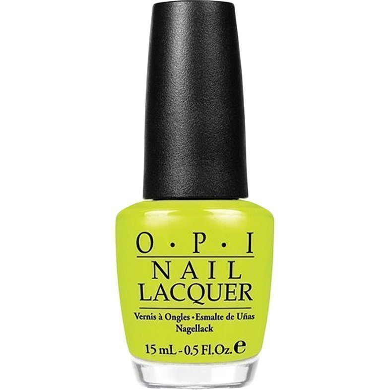 OPI Nail Lacquer Did It On 'Em 15ml