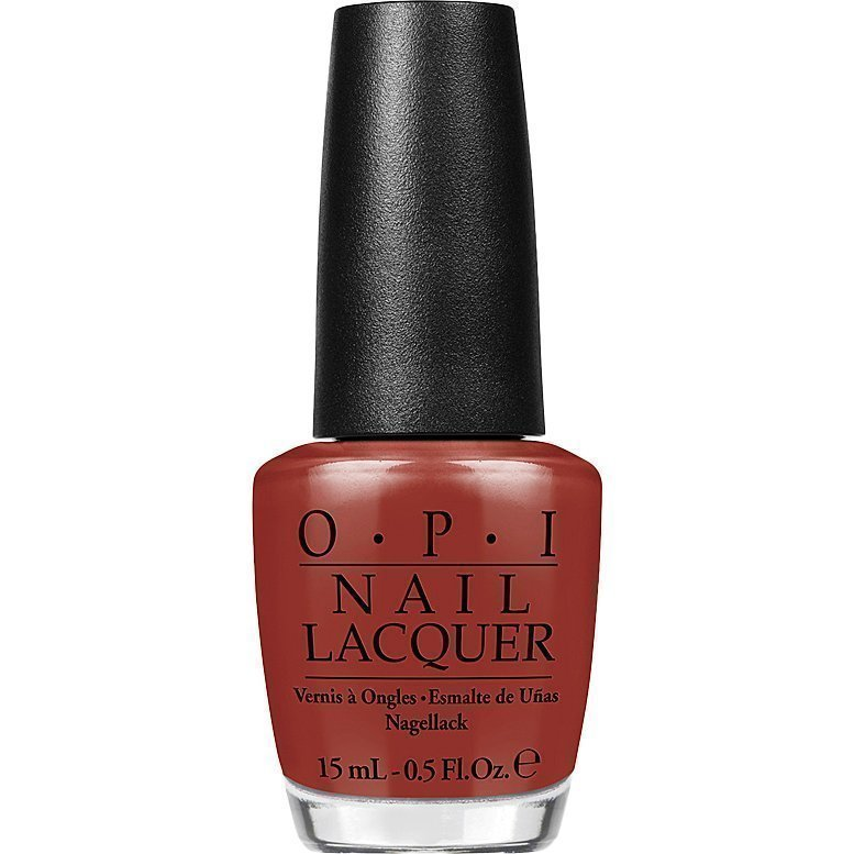 OPI Nail Lacquer First Date At Golden Gate 15ml