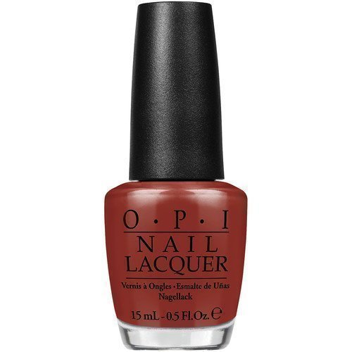 OPI Nail Lacquer First Date On The Golden Gate