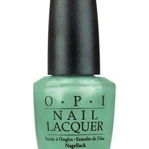 OPI Nail Lacquer Go On Green