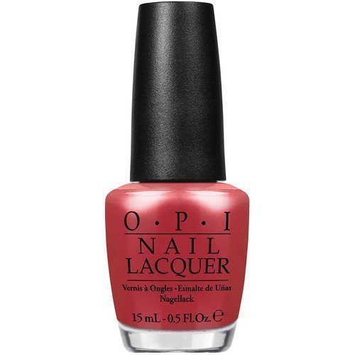 OPI Nail Lacquer Go With The Lava Flow