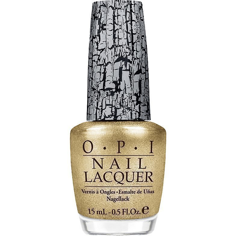 OPI Nail Lacquer Gold Shatter 15ml