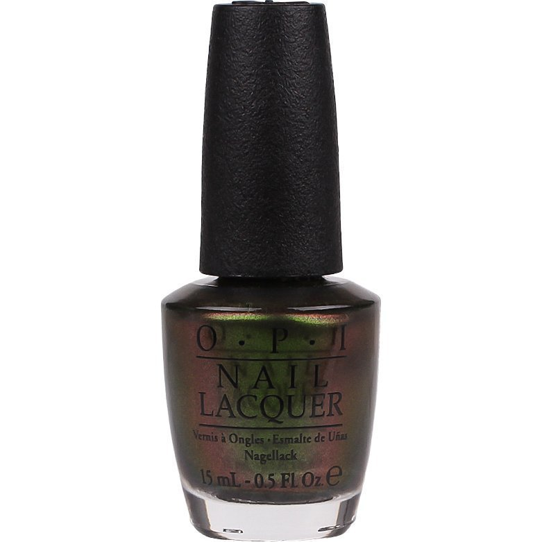 OPI Nail Lacquer Green On The Runway15ml