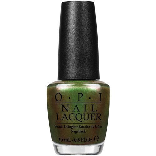 OPI Nail Lacquer Green On The Runway