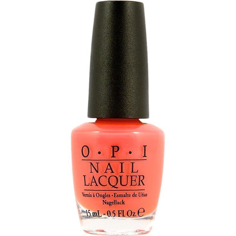 OPI Nail Lacquer Hot & Spicy 15ml
