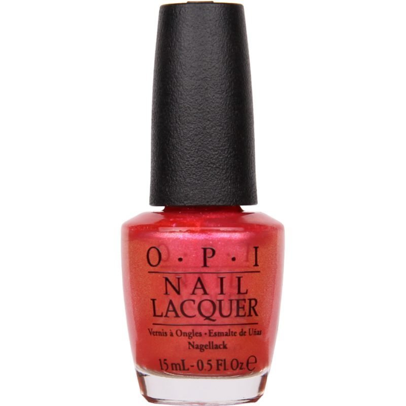 OPI Nail Lacquer I Can't Hear Myself Pink 15ml