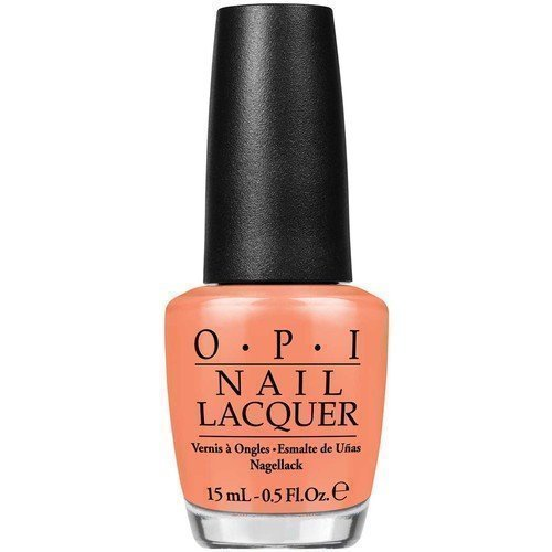 OPI Nail Lacquer Is Mai Tai Crooked!