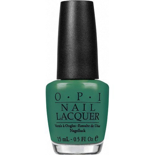 OPI Nail Lacquer Jade Is The New Black