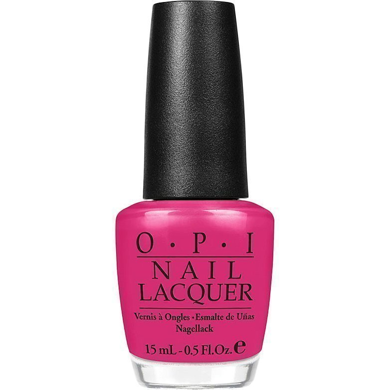 OPI Nail Lacquer Kiss Me On My Tulips 15ml