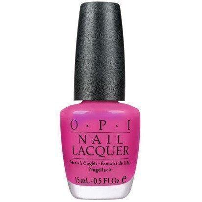 OPI Nail Lacquer La Paz-Itively Hot