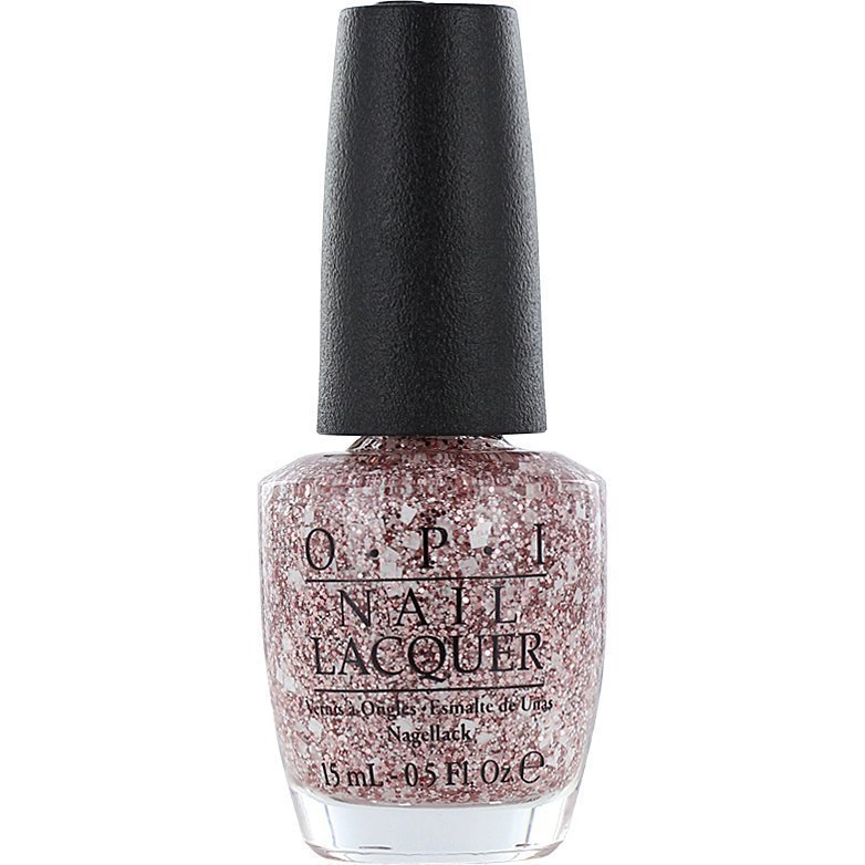 OPI Nail Lacquer Let's Do Anything We Want 15ml