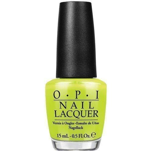 OPI Nail Lacquer Life Gave Me Lemons