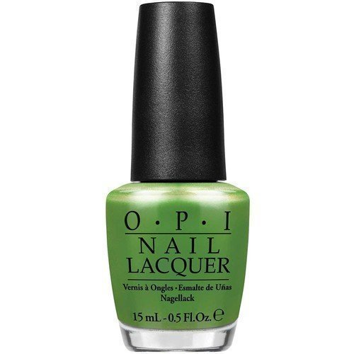 OPI Nail Lacquer My Gecko Does Tricks!
