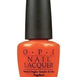 OPI Nail Lacquer On the Same Paige