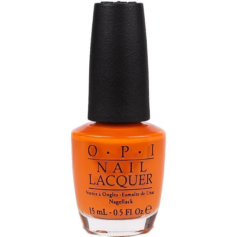 OPI Nail Lacquer Orange You Stylish! 15ml