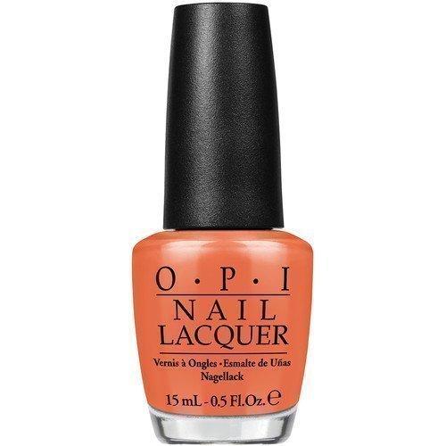 OPI Nail Lacquer Orange Your Stylish!