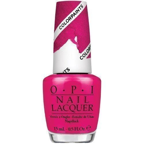 OPI Nail Lacquer Pen & Pink