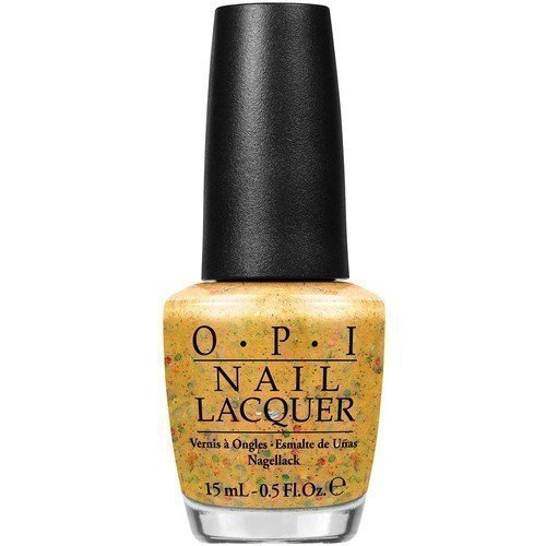 OPI Nail Lacquer Pineapples Have Peelings