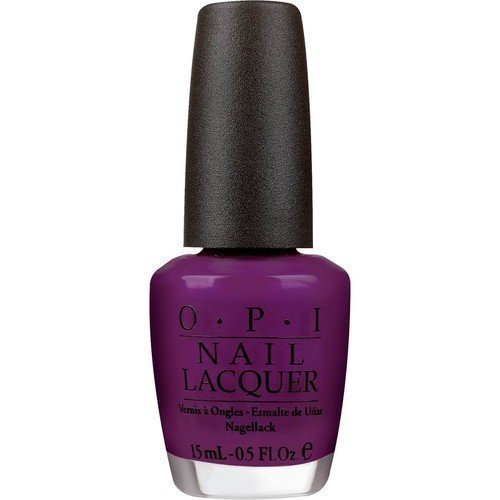 OPI Nail Lacquer Plugged In Plum