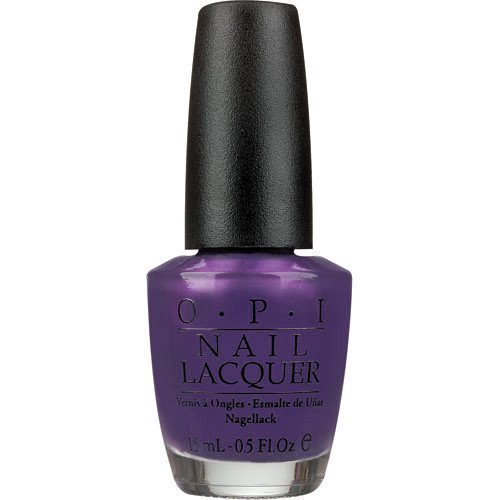 OPI Nail Lacquer Purple With A Purpose