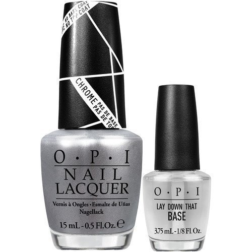 OPI Nail Lacquer Push & Shove Duet Pack