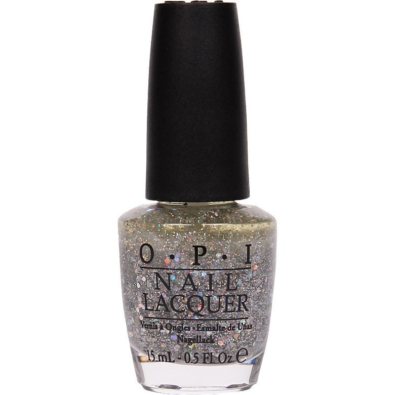 OPI Nail Lacquer Servin'Up Sparkle 15ml