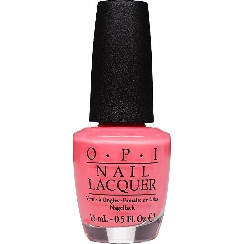 OPI Nail Lacquer Sorry I'm Fizzy Today 15ml