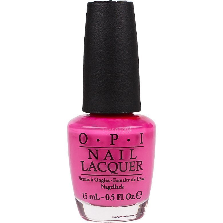 OPI Nail Lacquer Suzi Has a Swede Tooth15ml