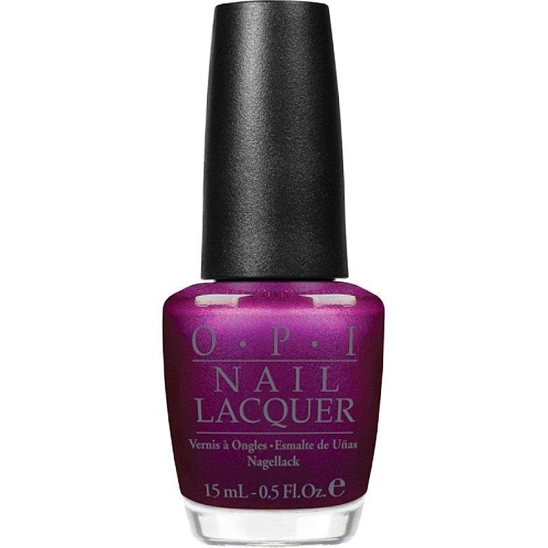 OPI Nail Lacquer Suzi & The 7 Dusseldorfs 15ml
