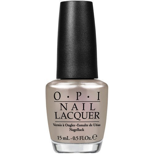 OPI Nail Lacquer This Silver's Mine!
