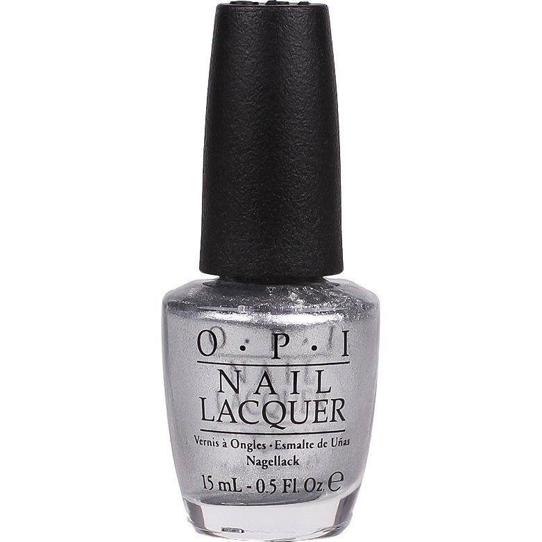 OPI Nail Lacquer Turn On the Haute Light 15ml