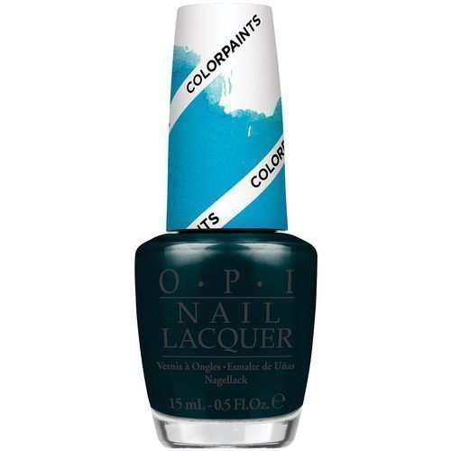 OPI Nail Lacquer Turquoise Aesthetic