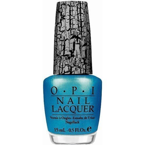 OPI Nail Lacquer Turquoise Shatter