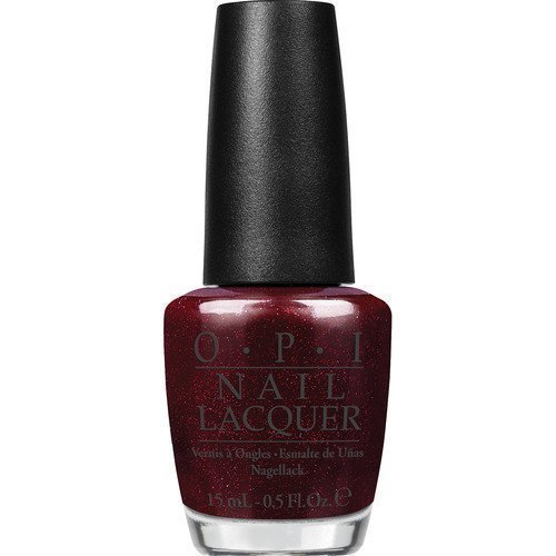 OPI Nail Lacquer Underneath the Mistletoe