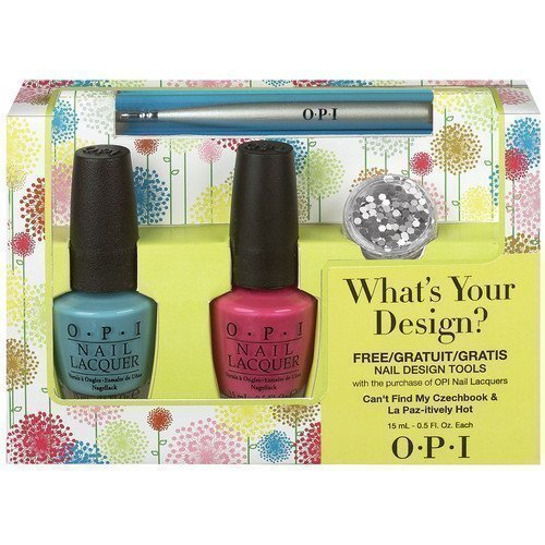 OPI Nail Lacquer What's Your Design?