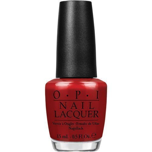 OPI Nail Lacquer What's Your Point-Settia?